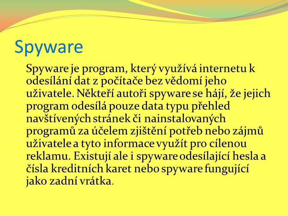 Hesla a jejich zneužitelnost Je to z jednoho prostého důvodu a to z toho, že existuje program, který se jmenuje Keylogger (je volně k dispozici na internetu) a ten po nahrání do počítače monitoruje všechny stisknuté klávesy.