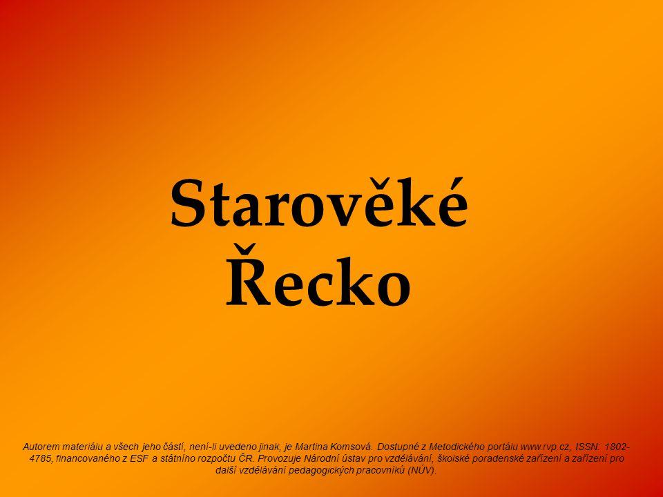 Autorem materiálu a všech jeho částí, není-li uvedeno jinak, je Martina Komsová. Dostupné z Metodického portálu www.rvp.cz, ISSN: 1802- 4785, financov