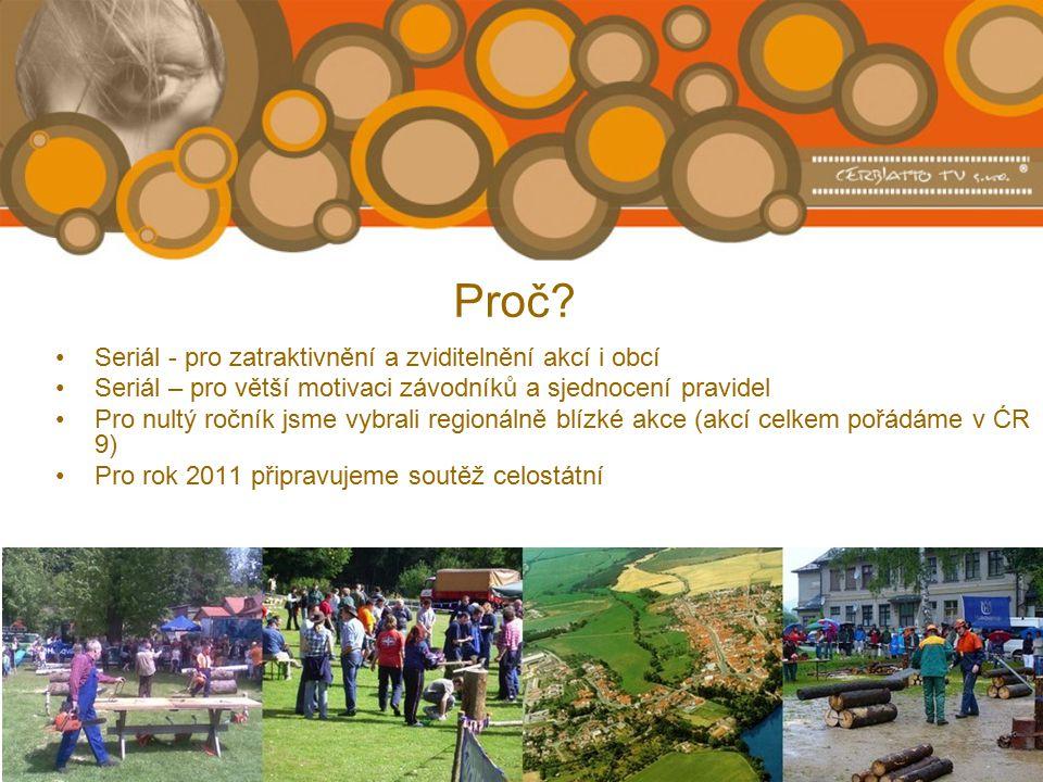Kdy a kde.8.5.2010 Mlázovy (Kolinec) okr. Klatovy 19.6.2010 Merklín okr.