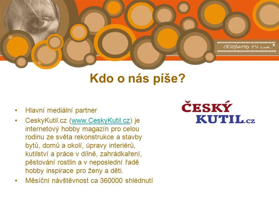 Kdo o nás mluví? Hlavní mediální partner Český rozhlas Plzeň