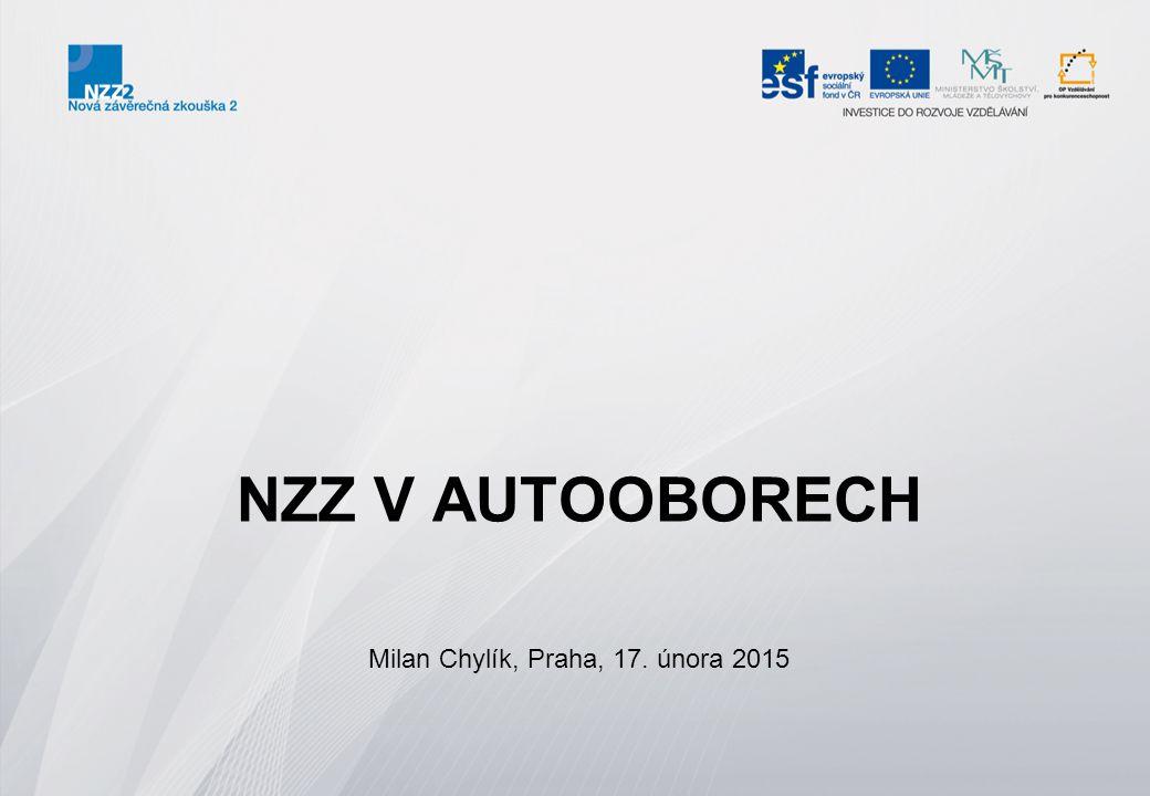 NZZ V AUTOOBORECH Milan Chylík, Praha, 17. února 2015