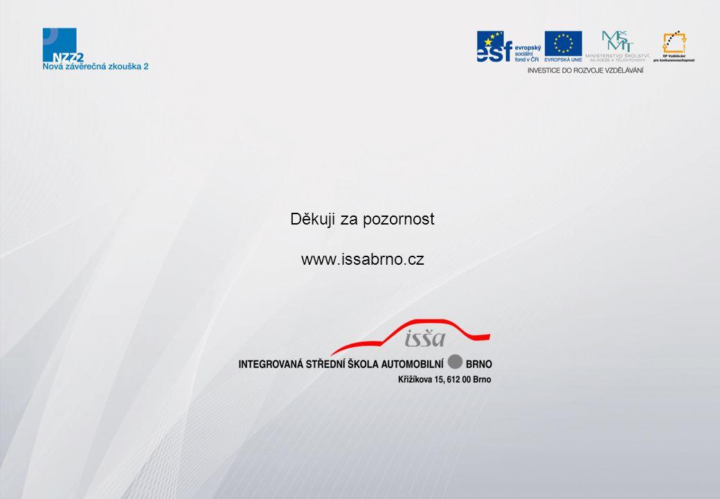 Děkuji za pozornost www.issabrno.cz