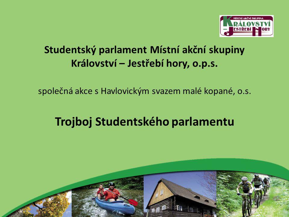 Studentský parlament Místní akční skupiny Království – Jestřebí hory, o.p.s.