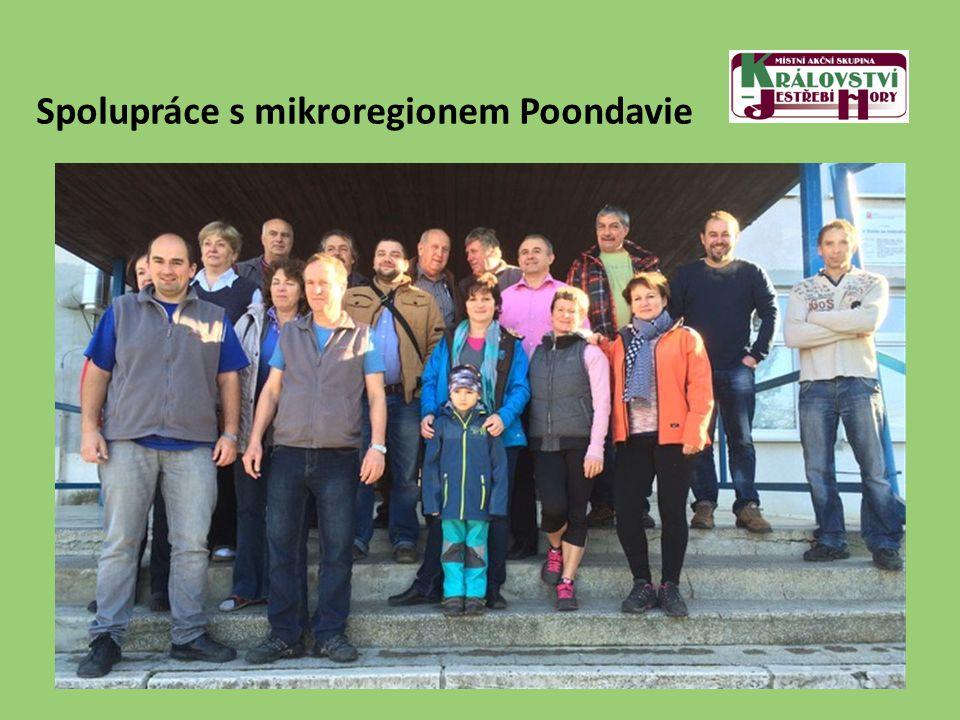 Spolupráce s mikroregionem Poondavie