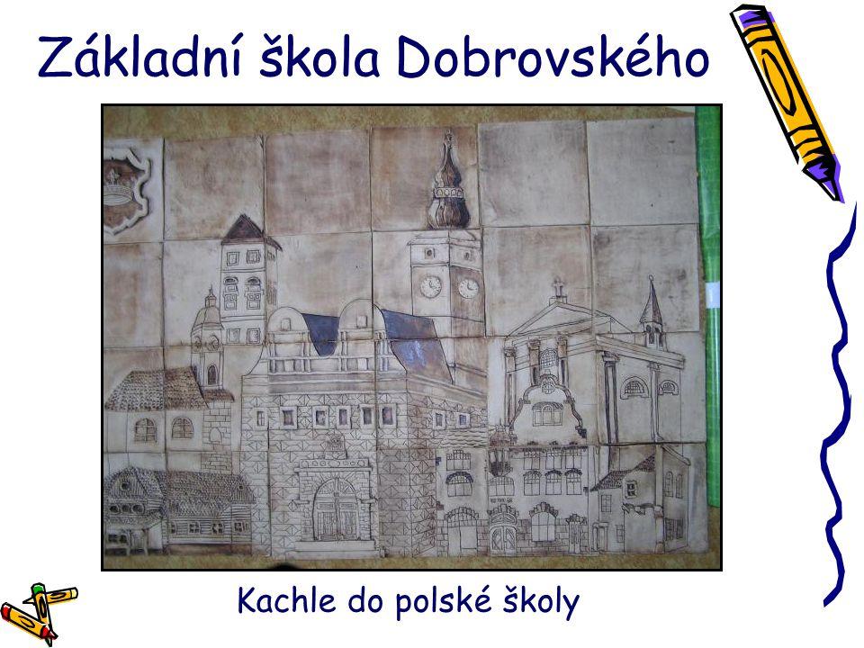 Základní škola Dobrovského Kachle do polské školy