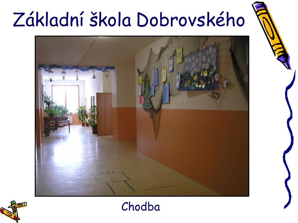 Základní škola Dobrovského Chodba