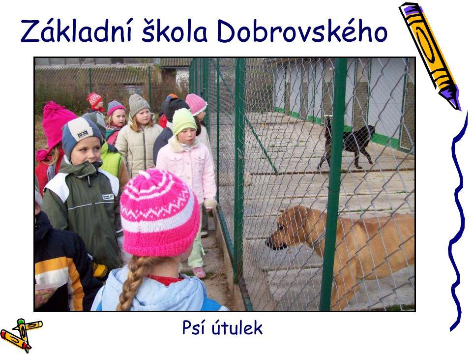 Základní škola Dobrovského Psí útulek