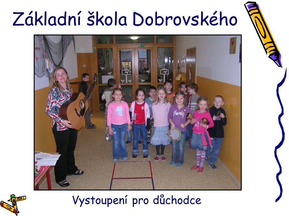 Základní škola Dobrovského Návštěva husitů