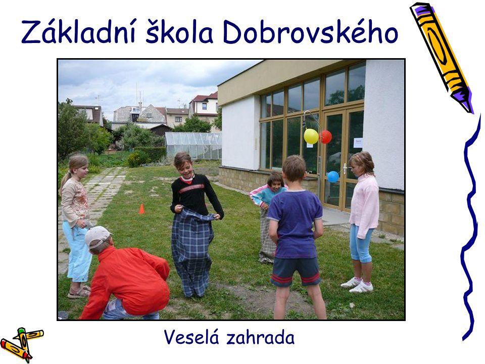 Základní škola Dobrovského Veselá zahrada