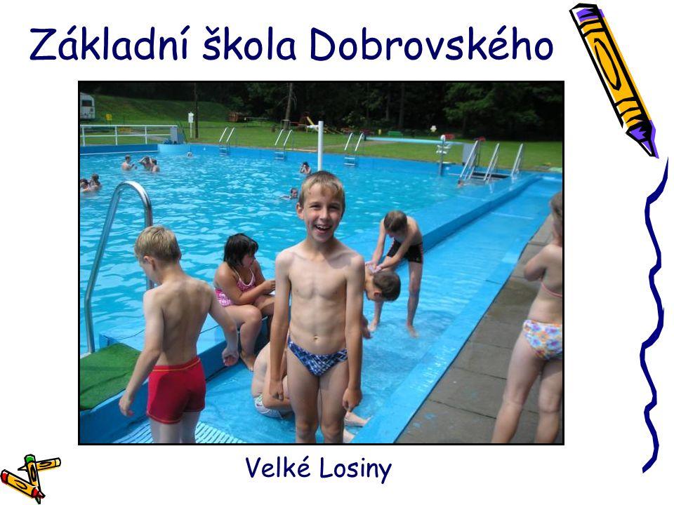 Základní škola Dobrovského Velké Losiny