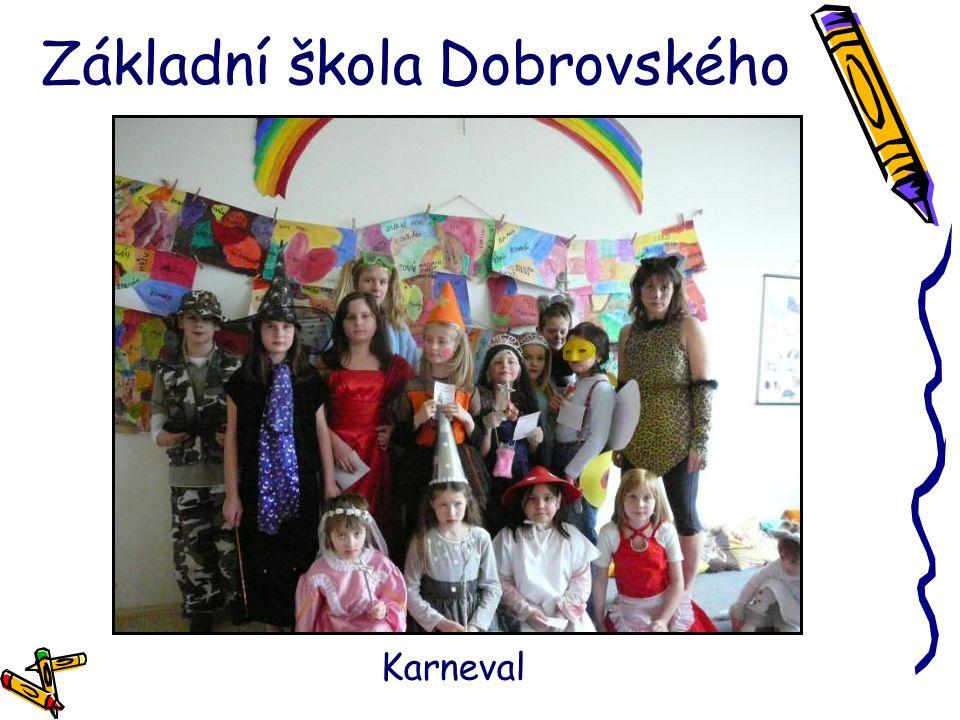 Základní škola Dobrovského Karneval