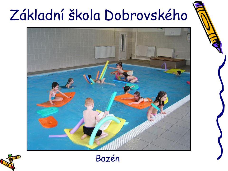 Základní škola Dobrovského Bazén