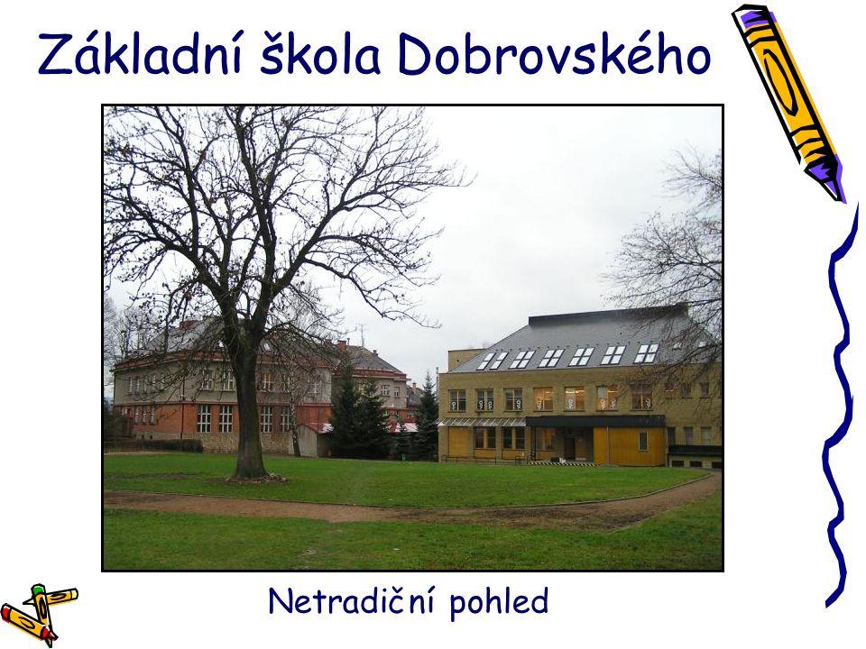 Základní škola Dobrovského Netradiční pohled