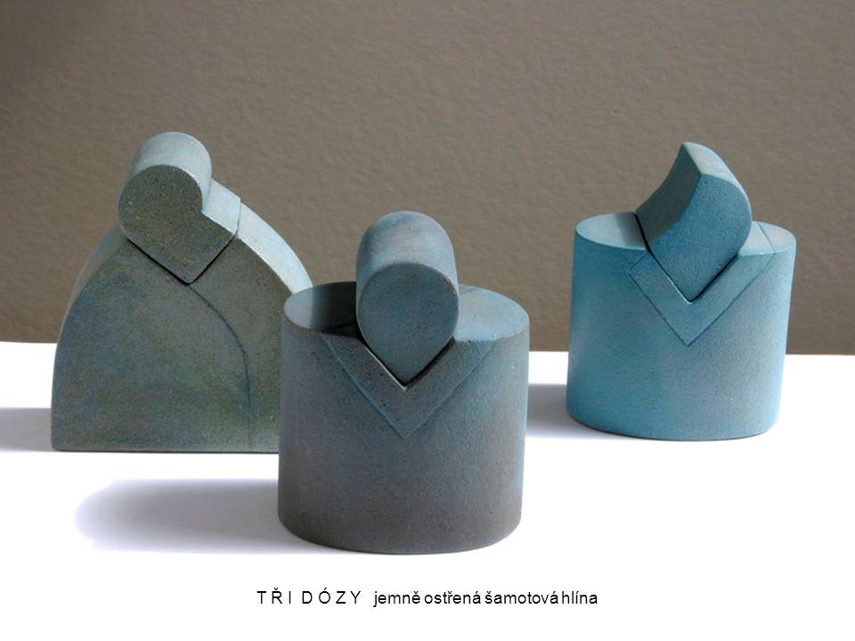 narozena 1941 v Praze studia : Střední uměleckoprůmyslová škola Praha VŠUP Praha, ateliér keramiky a porcelánu Od roku 1967 se zaměřila na tvarování váz, objektů, interiérových plastik a spolupráci s architekty.