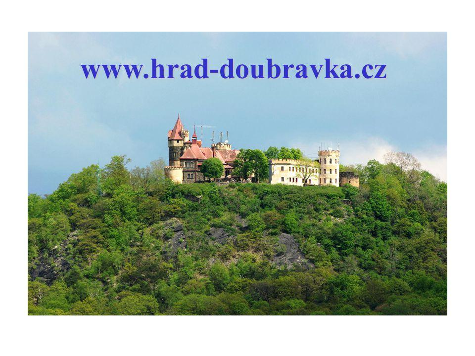 www.hrad-doubravka.cz