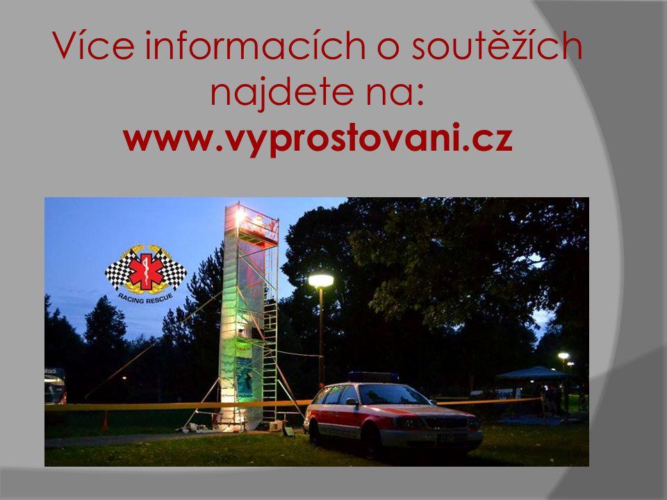 Více informacích o soutěžích najdete na: www.vyprostovani.cz
