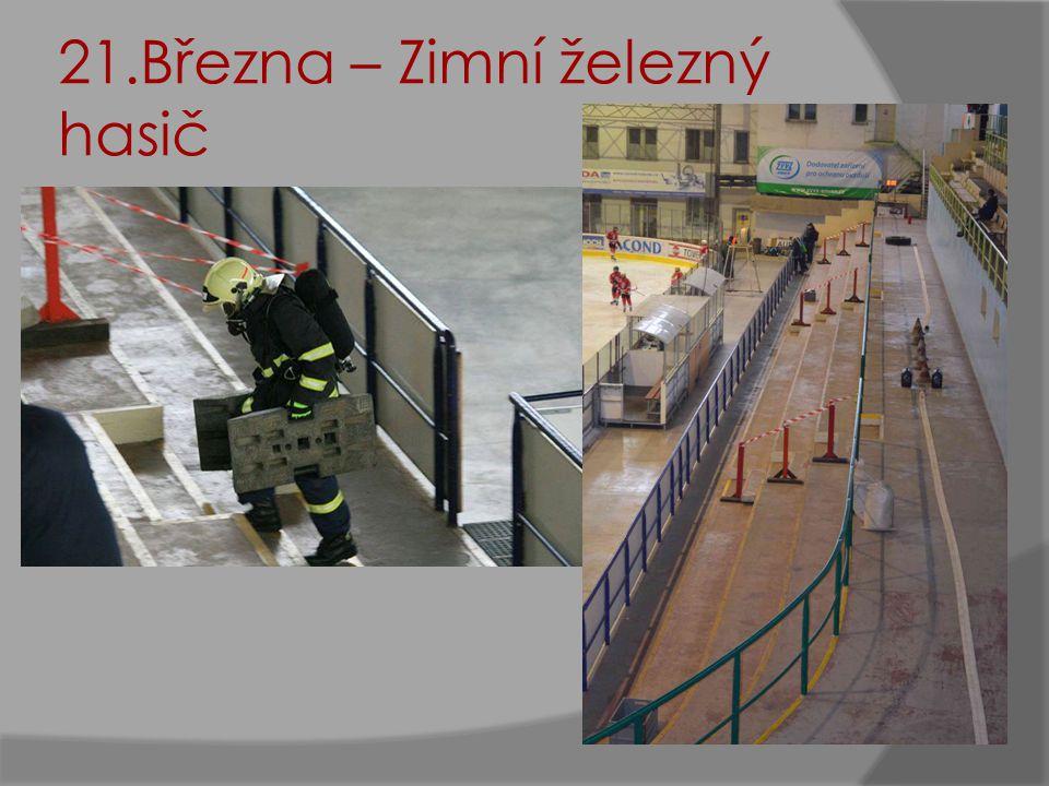 21.Března – Zimní železný hasič