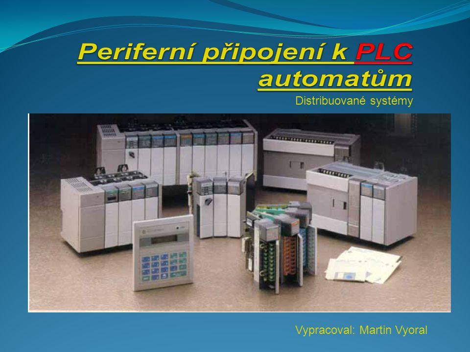 Distribuované systémy Vypracoval: Martin Vyoral