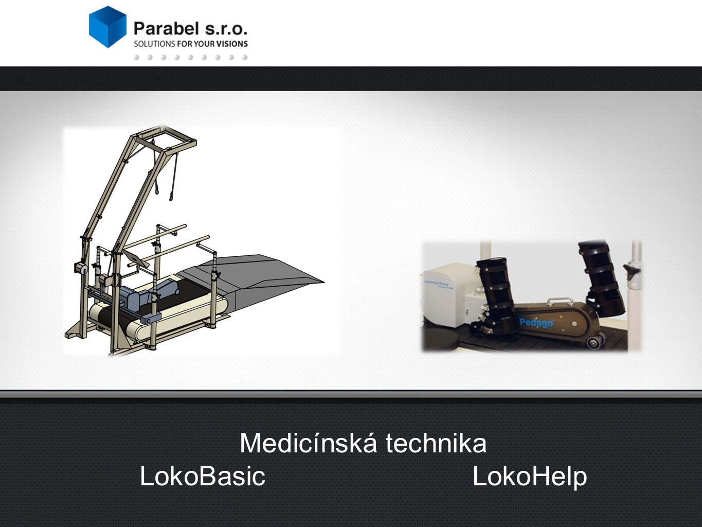 Medicínská technika LokoBasic LokoHelp