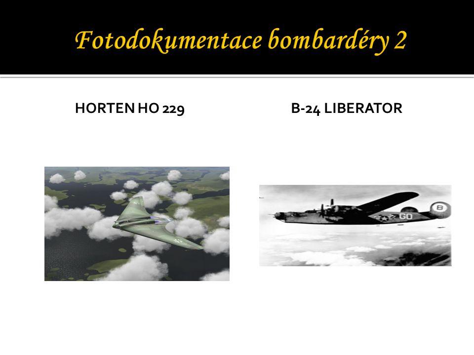 HORTEN HO 229B-24 LIBERATOR