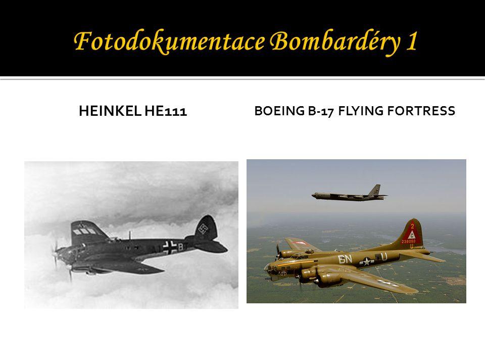 HEINKEL HE111 BOEING B-17 FLYING FORTRESS