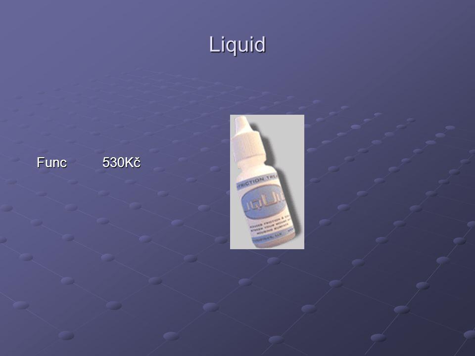 Liquid Func 530Kč