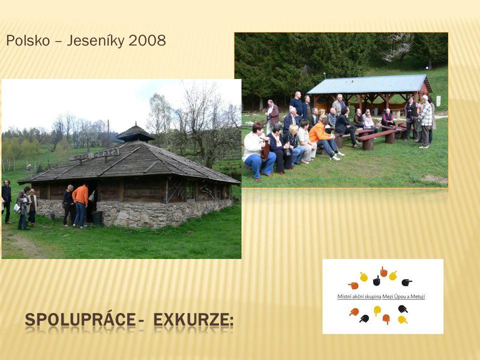 Polsko – Jeseníky 2008