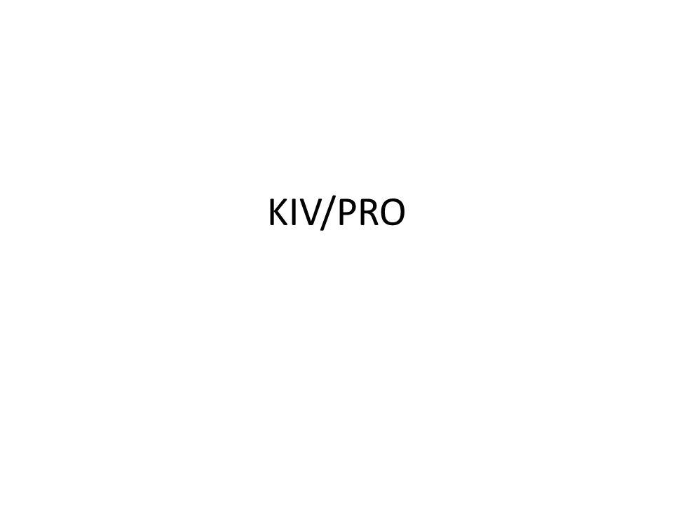 KIV/PRO