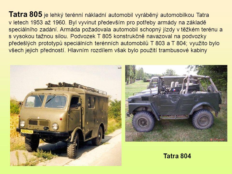 Tatra 128 je nákladní automobil vyráběný firmou Tatra po roce 1950 Historie vzniku Tatry 128 vychází z požadavků armády, která potřebovala speciál stř