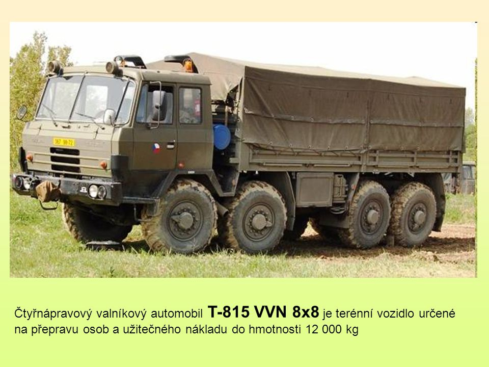 Terénní nákladní automobil Praga V3S (Vojenský třínápravový speciál, lidově zvaný vétřieska, vejtřaska, VSka nebo Vejda) se začal vyrábět v roce 1953