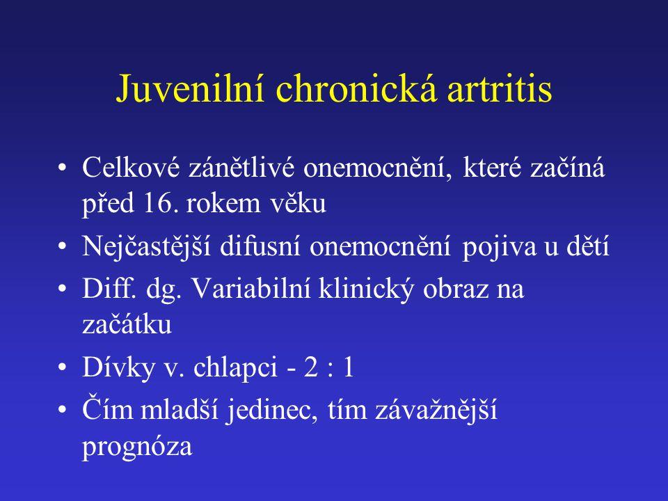 Systémový lupus erythematodes artralgie myalgie exantem adenopatie, splenomegalie, polyserositida ledviny