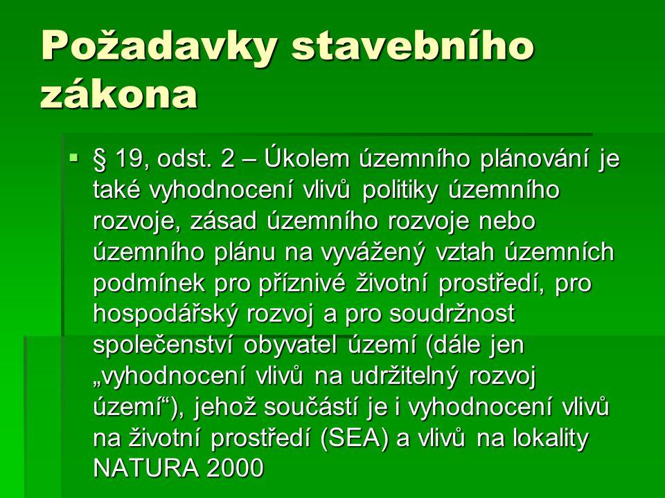 Jak je ochrana ŽP zahrnuta v konceptu ÚP hl.m. Prahy.
