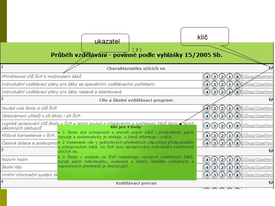 IS Autoeval  Informační systém – pracovní nástroj pro: Záznam výsledků autoevaluace Archivace výsledků autoevaluace Tvorbu autoevaluační zprávy Srovn