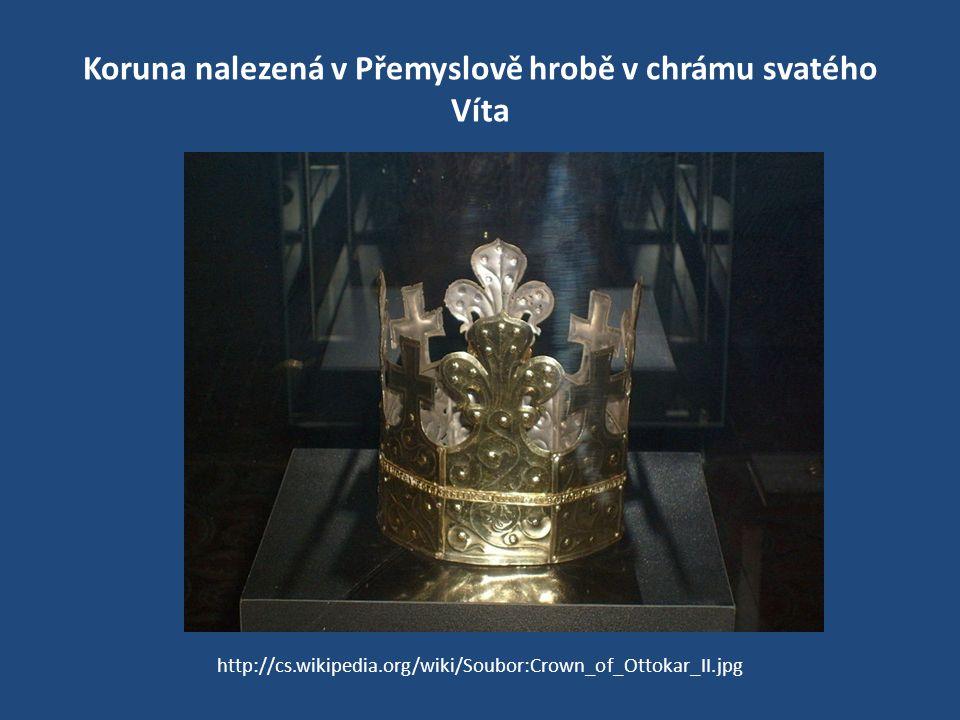 Václav II.1283 – 1305 dědic byl teprve sedmiletý v době smrti otce Otakara Přemysla II.
