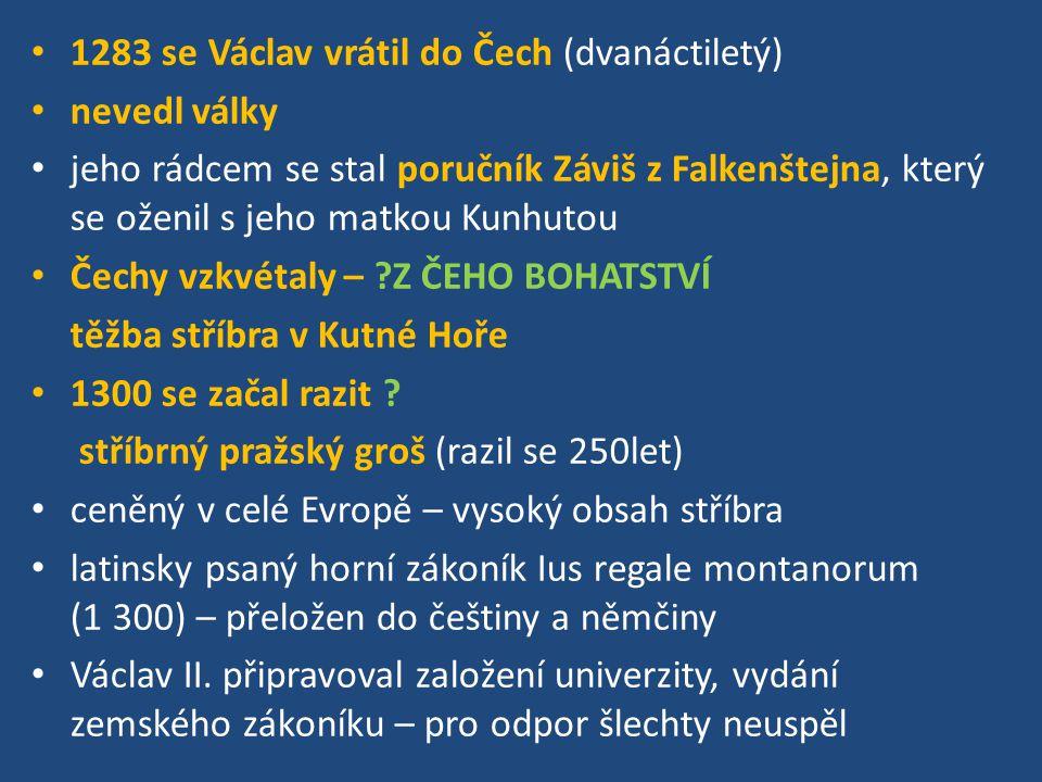 Pražský groš http://cs.wikipedia.org/wiki/Pra%C5%BEsk%C3%BD_gro%C5%A1