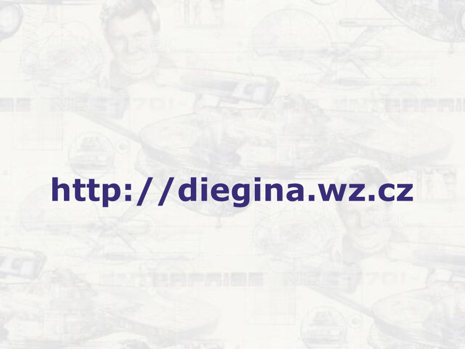 http://diegina.wz.cz