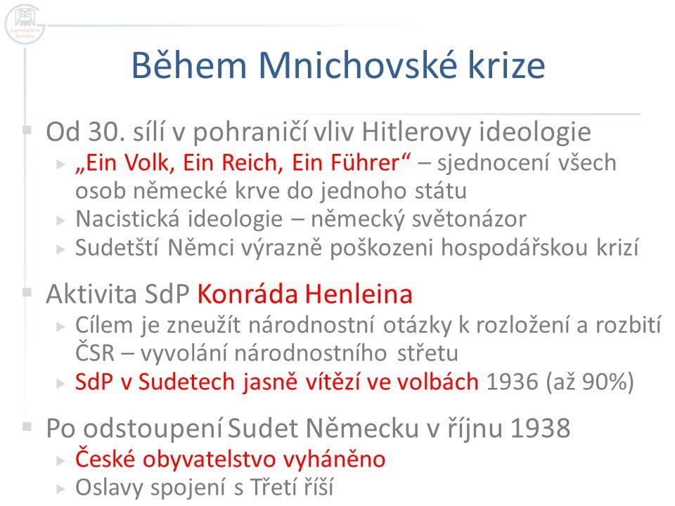 Návštěva Hitlera v Sudetech – Konrád Henlein po jeho levici Autor: neznámý, Název: Bundesarchiv_Bild_183-H13192,_Adolf_Hitler_im_Sudetenland.jpg Zdroj: http://commons.wikimedia.org/wiki/File:Bundesarchiv_Bild_183-H13192,_Adolf_Hitler_im_Sudetenland.jpg