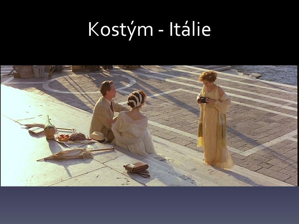 Kostým - Itálie