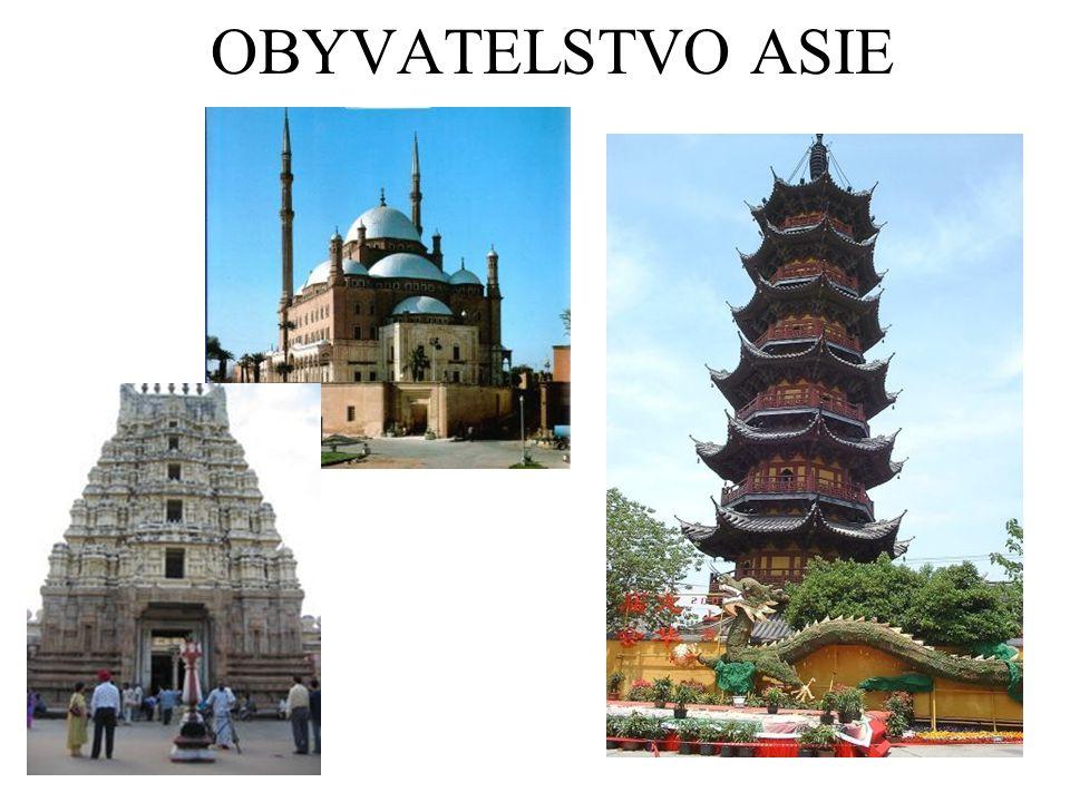 Osvojování Asie Osvojování zevnitř kontinentu (tzv.