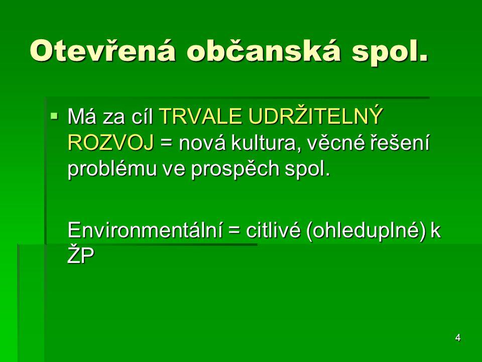 4 Otevřená občanská spol.