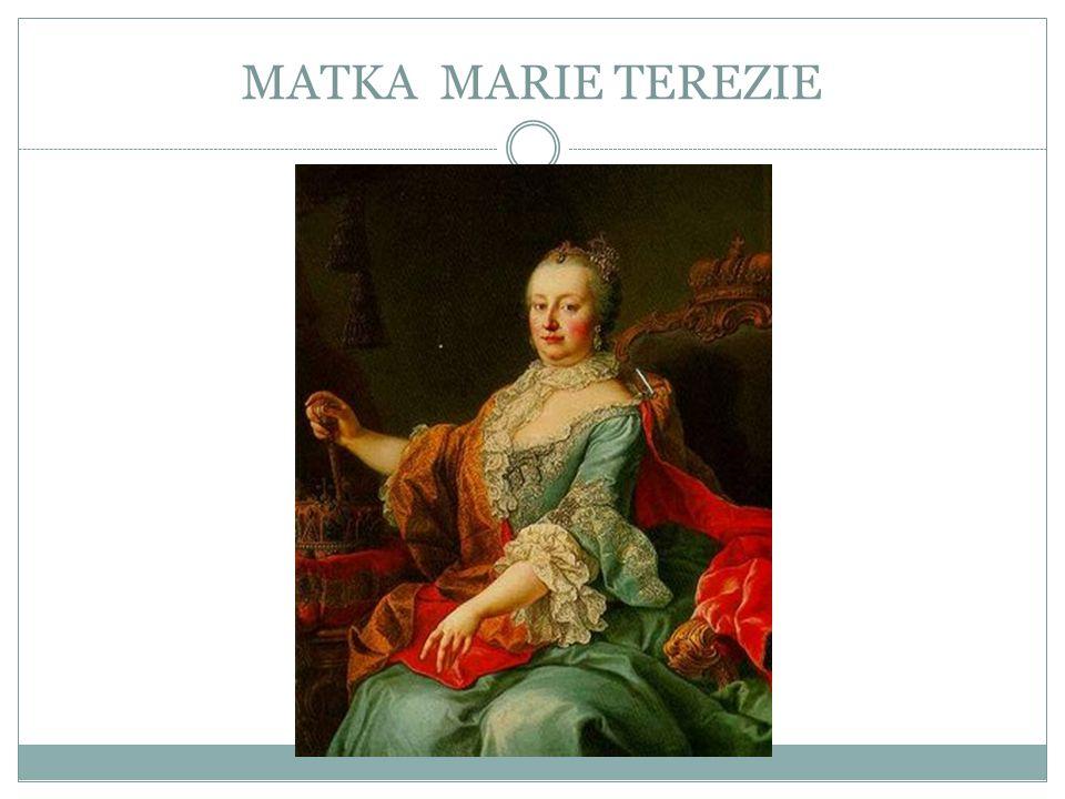 MATKA MARIE TEREZIE