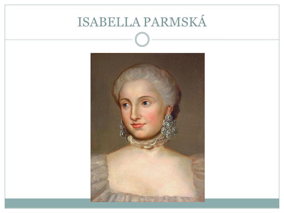 ISABELLA PARMSKÁ