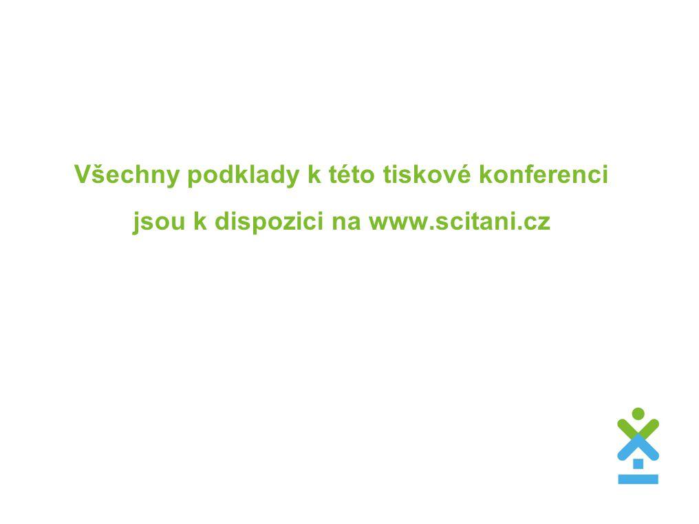 Všechny podklady k této tiskové konferenci jsou k dispozici na www.scitani.cz