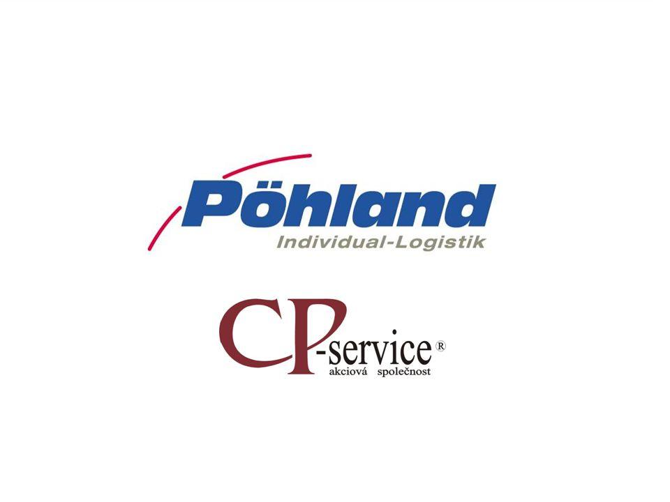 Krátký portrét firmy Pöhland  Zkušenost od roku1936  Podnik firmy Contargo GmbH & Co.