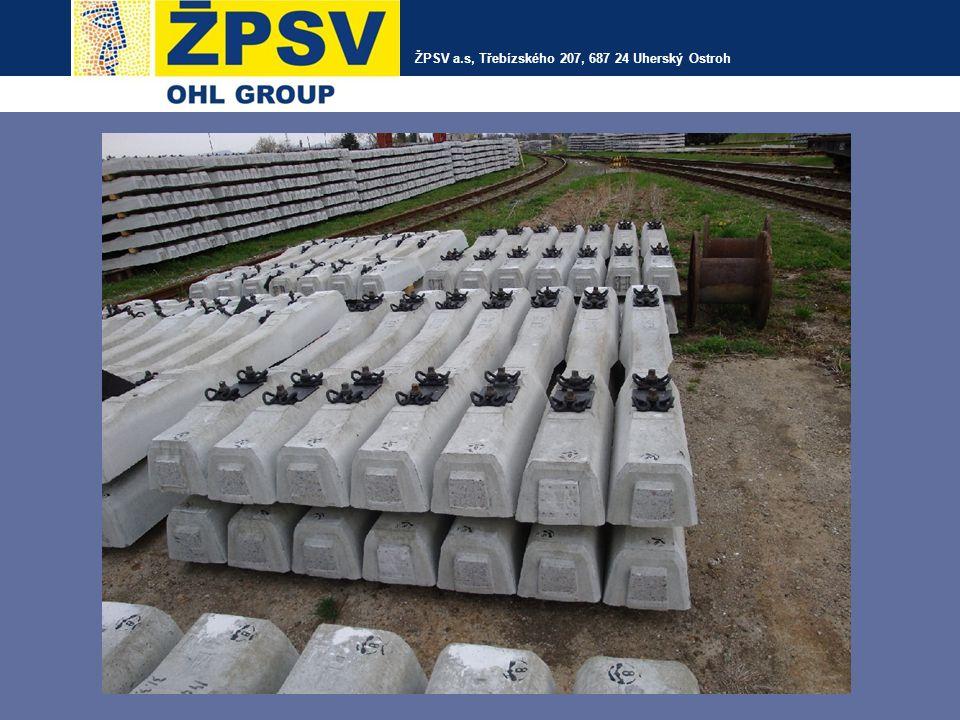 ŽPSV a.s, Třebízského 207, 687 24 Uherský Ostroh