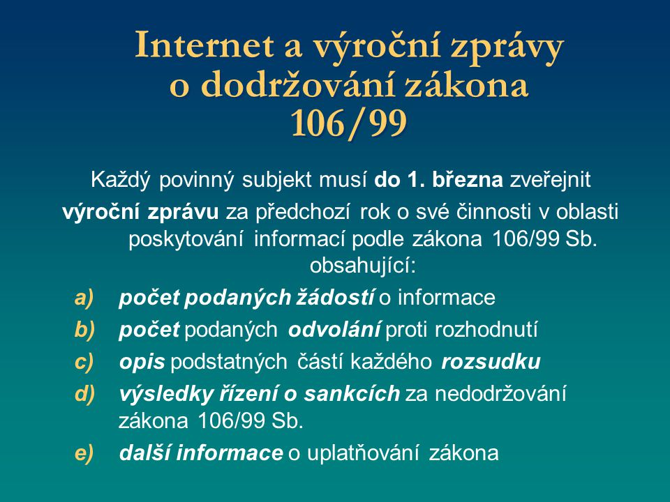 13 www. ostosest.cz Zákon č.