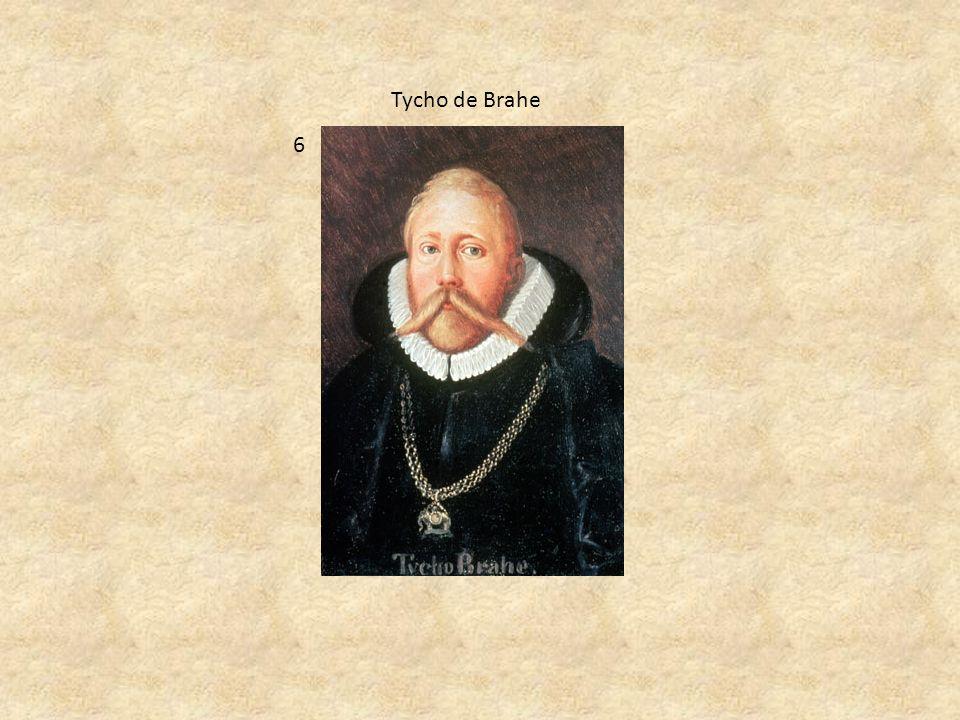 6 Tycho de Brahe