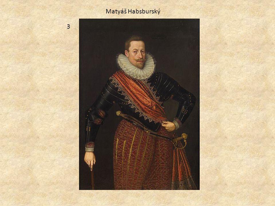 3 Matyáš Habsburský