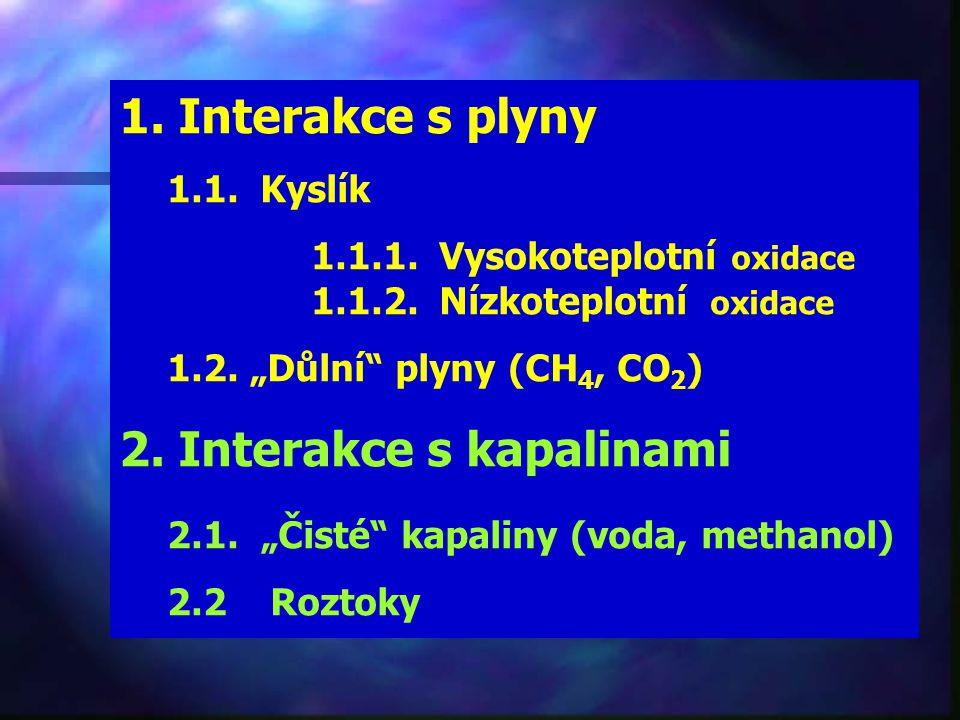 PPK – dvojí vliv vody na oxireaktivitu 1.1.2.