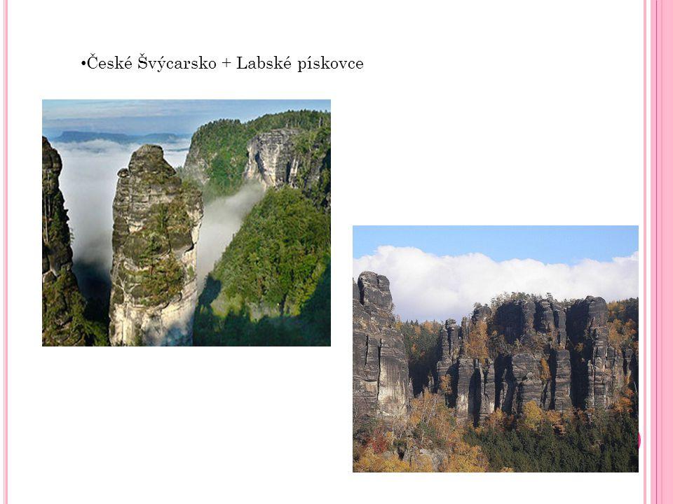 České Švýcarsko + Labské pískovce